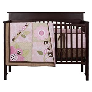 Circo®Ladybug's Paradise 3pc Baby Bedding Set