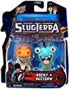 Slugterra Mini Figure 2-Pack Rocky &…