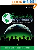 Sustainable Engineering: Concepts, Design and Case Studies