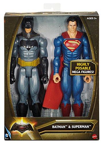 Batman v Superman Figure 2-Pack at Gotham City Store