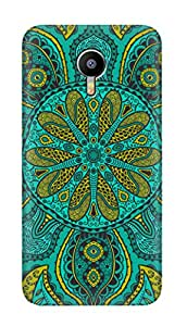SWAG my CASE PRINTED BACK COVER FOR MEIZU M2 NOTE Multicolor