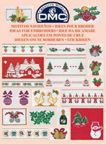 Livre: Idées pour broder - Noël 14086/22