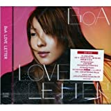 Love Letter KOREA (CD+DVD) *SEALED*BOA