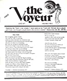 img - for The Voyeur June 1977 feat. Barbara Holland (The Voueir) book / textbook / text book