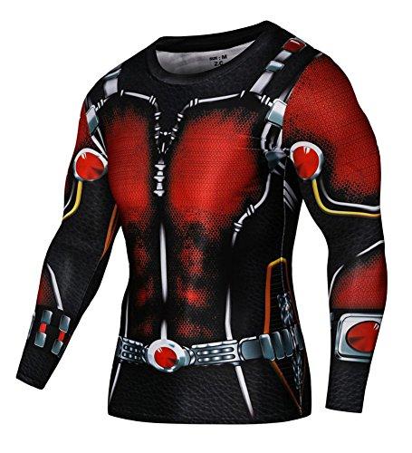 LOVEL -  T-shirt - Uomo Ant-Man XX-Large