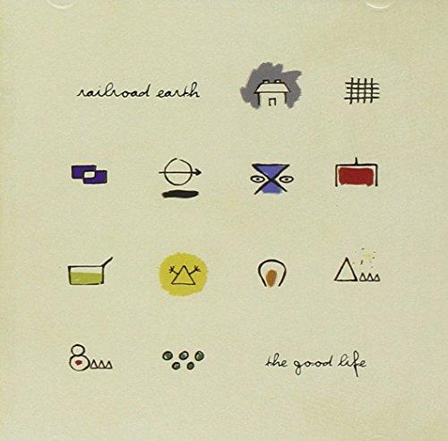 railroad earth CD Covers