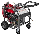 Briggs & Stratton 20542 Elite Series 3.2-GPM 3300-PSI Gas Pressure Washer with 1150 Series OHV 250cc Engine and Electric Key Start, Engine Oil Included