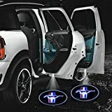 2 X 5th Gen car door Shadow laser projector logo LED light for mitsubishi all series Pajero lancer evolution 3000gt outlander Sport eclipse l200 asx RVR evo montero