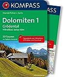 Wanderführer Dolomiten - Grödental