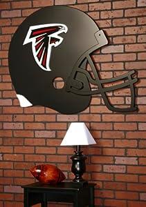 SPORTS HELMET WALL ART - NFL by Fan Creations