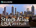 DeLorme Street Atlas USA Plus 2014