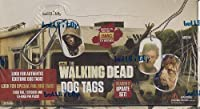 "The Walking Dead Dog Tags ""Season 2 Update Set"" 24-Pack Factory Sealed Box from Bulls i Toy, LLC"