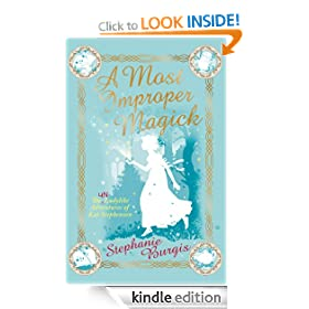 A Most Improper Magick (The Unladylike Adventures of Kat Stephenson)