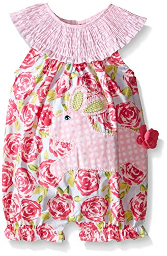 Mud Pie Baby Bunny Bubble, Multi, 12-18 Months (Mud Pie Easter 18 Months compare prices)