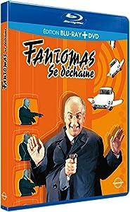 Fantômas se déchaîne [Combo Blu-ray + DVD] [Combo Blu-ray + DVD]