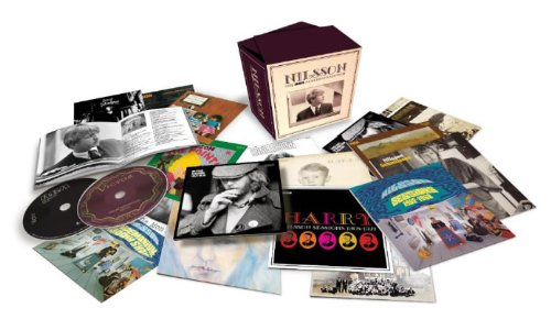 Harry Nilsson – The RCA Albums Collection (17CD Box Set) (2013) [FLAC]