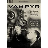 "Vampyr  DVD (engl.)von ""Julian West"""
