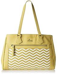 Lavie Women's Handbag (Yellow) (HHCS462163I4)