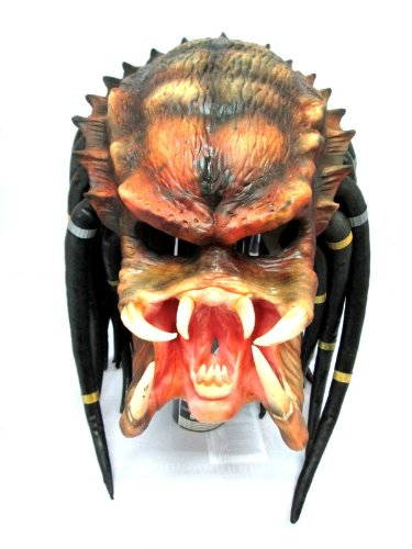 1:1 Predator Bust Replica Mask Rss1 Latex Animatronic Cosplay Costume