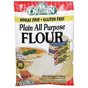 Amazon.com : OrgraN Gluten-Free Plain All-Purpose Flour