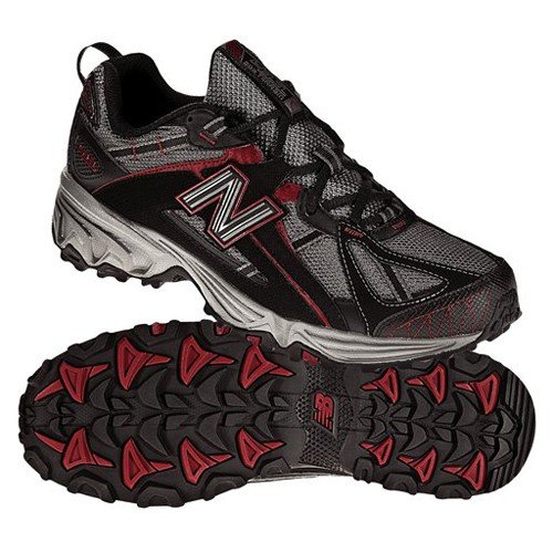6ef272c5a82c0 onlinestore: New Balance MT411 Mens Size 9 Black Hiking Trail Mesh ...