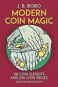Amazon.com: Modern Coin Magic by J.B. Bobo: J. B. Bobo: Toys & Games