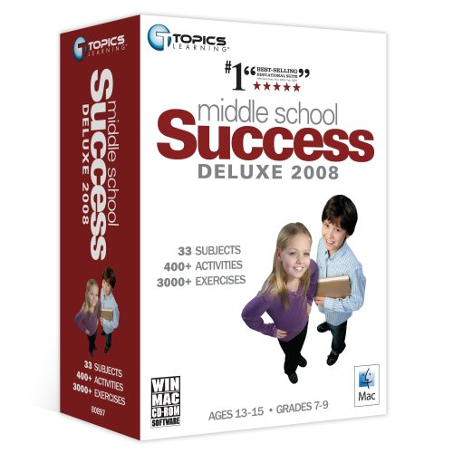Middle School Success Deluxe 2008