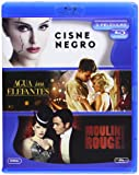 Cisne Negro + Agua Para Elefantes + Moulin Rouge [Blu-ray]