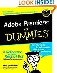 Adobe Premiere For Dummies