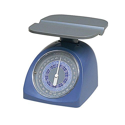 プラス レタースケール 新料金対応 ブルー NO.320 88-990