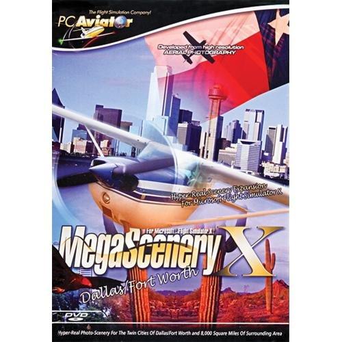 MegaSceneryX Dallas/Fort Worth - Windows