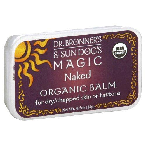 Dr. Bronner's & Sun Dog's Magic Organic Balm for Dry/Chapped