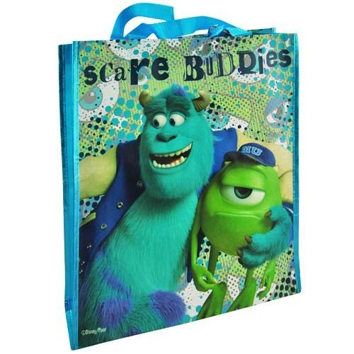 Monsters University Large Non Woven Tote Bag - 1