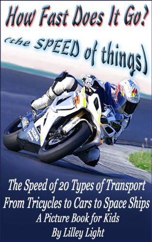 Discover The Book : How Fast Does It Go? (the SPEED of ...