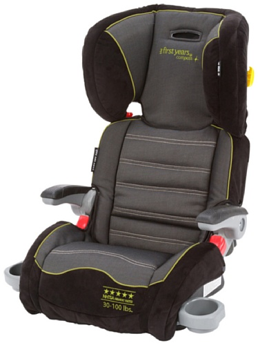 booster car child seat the first years compass b540 booster car seat abrtact o s black green. Black Bedroom Furniture Sets. Home Design Ideas