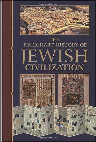 The Timechart History of Jewish Civilization (Timechart series)