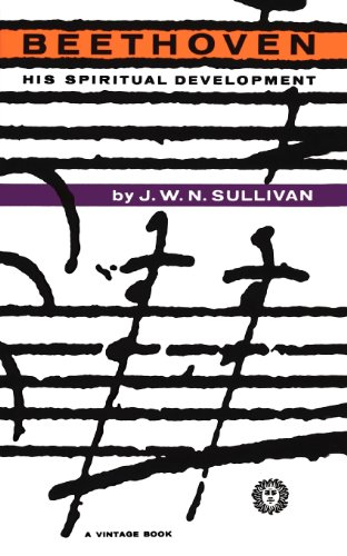 Beethoven: His Spiritual Development
