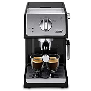 Delonghi Coffee Maker Manual : Amazon.com: De Longhi ECP3220 Espresso Cappuccino Maker Manual Frother 37 oz. Capacity: Kitchen ...