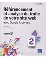 Référencement et analyse du trafic de votre site web avec Google Analytics - Coffret de 2 livres