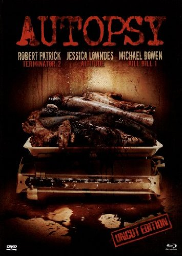 Autopsy - Uncut [Blu-ray] [Limited Edition]