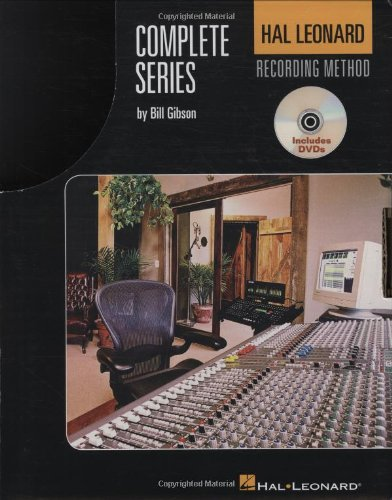 Hal Leonard Recording Method Complete Series: Boxed Set Music Pro Guides