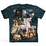 "The Mountain Kinder T-Shirt ""Halloween Unicorn"""