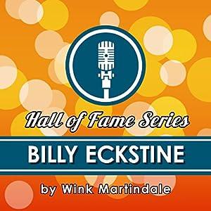 Billy Eckstine Radio/TV von Wink Martindale Gesprochen von: Wink Martindale