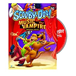 Scooby Doo! Music of the Vampire