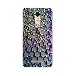 MOBICTURE Pattern Premium Designer Mobile Back Case Cover For Xiaomi Redmi Note 3