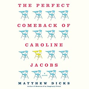 The Perfect Comeback of Caroline Jacobs Audiobook