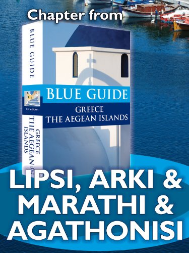 Nigel McGilchrist - Lipsi, Arki & Marathi & Agathonisi - Blue Guide Chapter