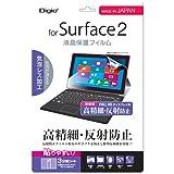�ޥ����?�ե� Surface2 �� �վ��ݸ�ե���� ������ ȿ���ɻ� ��ˢ�쥹�ù� TBF-SF2FLH