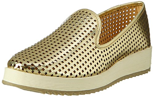 La StradaLt.gold loafer - Espadrillas Donna , Oro (Gold (1943 - soft gold)), 36
