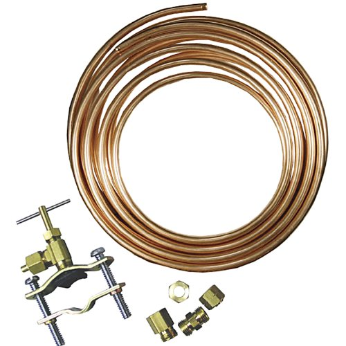 Watts K-25 Copper Icemaker Kit, 25-Feet